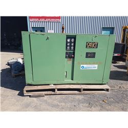 Sullair Screw Compressor 75hp model 16B-75H (tested & garanty to work)