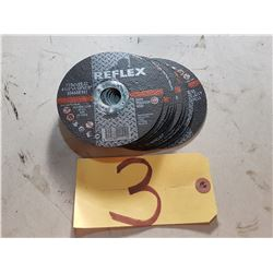 "Reflex Cut-Off disc 4""1/2"