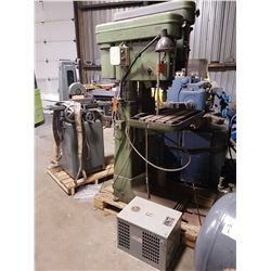 Aciera Industrial Double Press Drill with Transformator