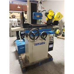 "EquiTop Hydraulic Surface Grinder 8""x18"""