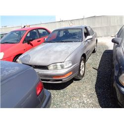 TOYOTA CAMRY 1994 SALV T/DONATION