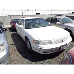 BUICK REGAL 2003 T-DONATION