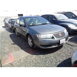 SATURN ION 2006 T-DONATION