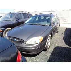 FORD TAURUS 2002 T-DONATION