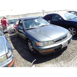 HONDA ACCORD 1996 T-DONATION