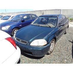 HONDA CIVIC 1997 T-DONATION