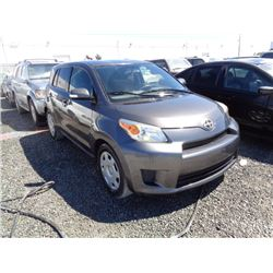 TOYOTA SCION XD 2008 T-DONATION