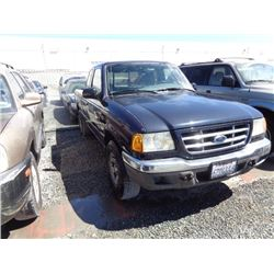 FORD RANGER 2002 T-DONATION