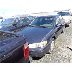TOYOTA CAMRY 1997 L/S-DONATION
