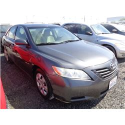 TOYOTA CAMRY 2007 L/S-DONATION