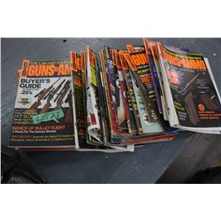 Guns & Ammunition Magazines - 70 - 73