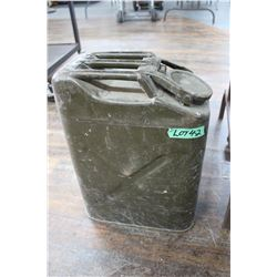 Wide Mouth Military Jerry Can