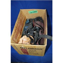 Box of Tie Down Straps
