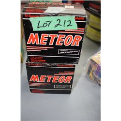 2 Boxes of Meteor 12 ga. - #4 Shot - 2 3/4""