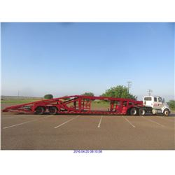2005 INTERNATIONAL 8600 w/ TRAILER