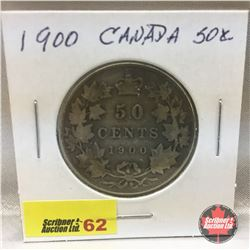 Canada Fifty Cent 1900