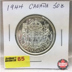 Canada Fifty Cent 1944