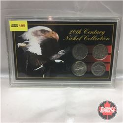 US 20th Century Nickel Collection