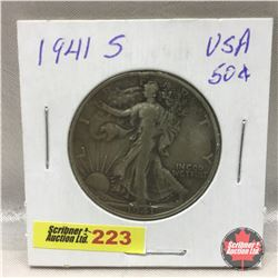 US Fifty Cent 1941S