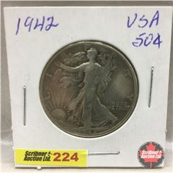 US Fifty Cent 1942