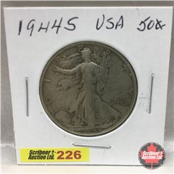US Fifty Cent 1944S
