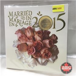 Married in 2015 (5 Coin Set)