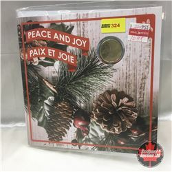 Peace and Joy 2016 (5 Coin Set)