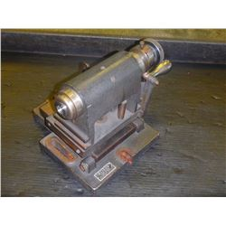 WELDON TAP SHARPENING FIXTURE WITH SUB BASE 4C COLLET CHUCK