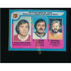 1979-80 O-Pee-Chee #6 Goals Against/Average