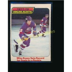 1978-79 O-Pee-Chee #1 Mike Bossy