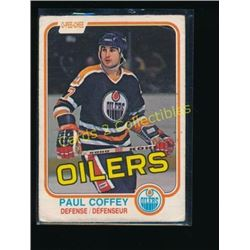 1981-82 O-Pee-Chee #111 Paul Coffey RC