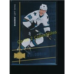 15-16 Fleer Showcase RC Nikolay Goldobin