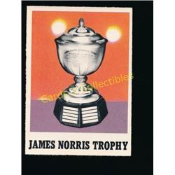 1970-71 O-Pee-Chee #257 James Norris Trophy