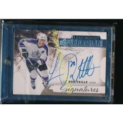 15-16 UD Premiere Auto Luc Robitaille