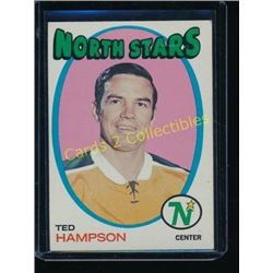 1971-72 Topps #101 Ted Hampson