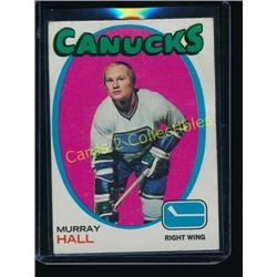 1971-72 Topps #109 Murray Hall