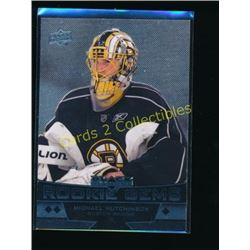 2012-13 Black Diamond #180 Michael Hutchinson RC