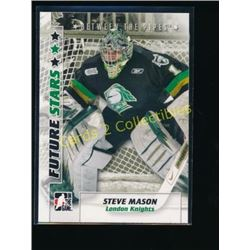 2007-08 Between The Pipes #49 Steve Mason