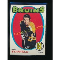 1971-72 Topps #7 Fred Stanfield