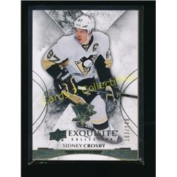 15-16 Exquisite Collection #23 Sidney Crosby