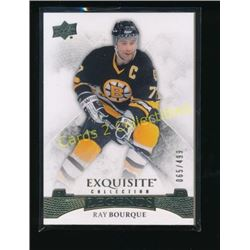 15-16 Exquisite Collection #43 Ray Bourque