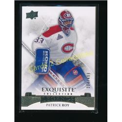 15-16 Exquisite Collection #34 Patrick Roy