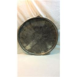 Large Copper Pan 29inch Round