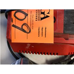 1 Hilti-SFC-18A Electric Drill w/battery and charger