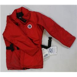 MUSTANG SURVIVAL PADDED COAT SIZE: SMALL-NEW