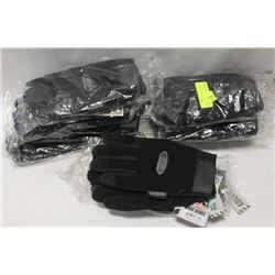 LOT OF 12 PAIRS OF GTP PROTECTIONS GLOVES SIZE:2XL