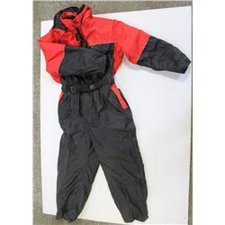 FRISTADS INSULATED FULL-BODY SUIT SIZE:XXL
