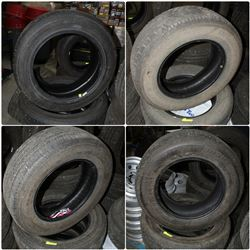 FEATURED ITEMS: NEXT TO NEW POLICE SEIZURE TIRES