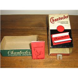 CHANTECLER DISPENSER-PAPERS-CARTON