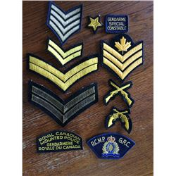 RCMP PATCHES